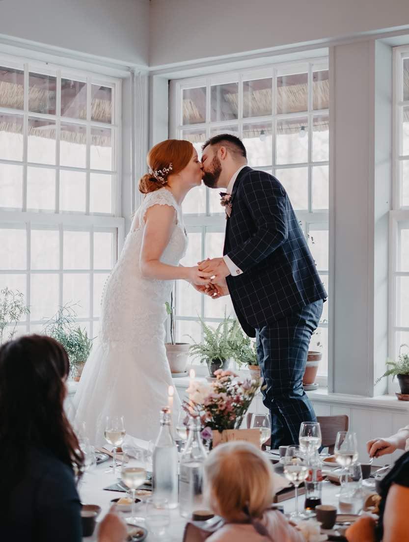 Smukke bryllupslokaler i skoven nær København