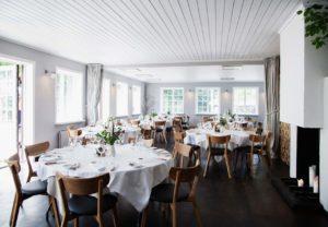 Lokaler til fest nær Roskilde