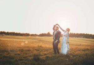 Bryllup i skoven nær København